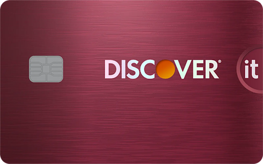 Discover it CashBack Card