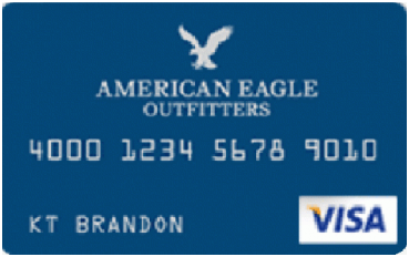 American Eagle Outfitters Visa