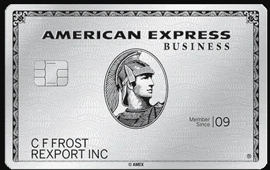 Business Platinum from AMEX