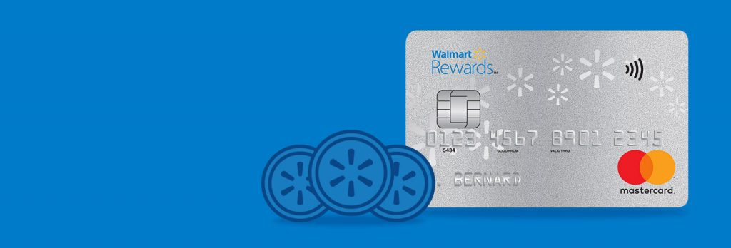 Features of Walmart MasterCard and Credit Card