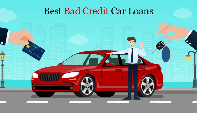 best-bad-credit-car-loans
