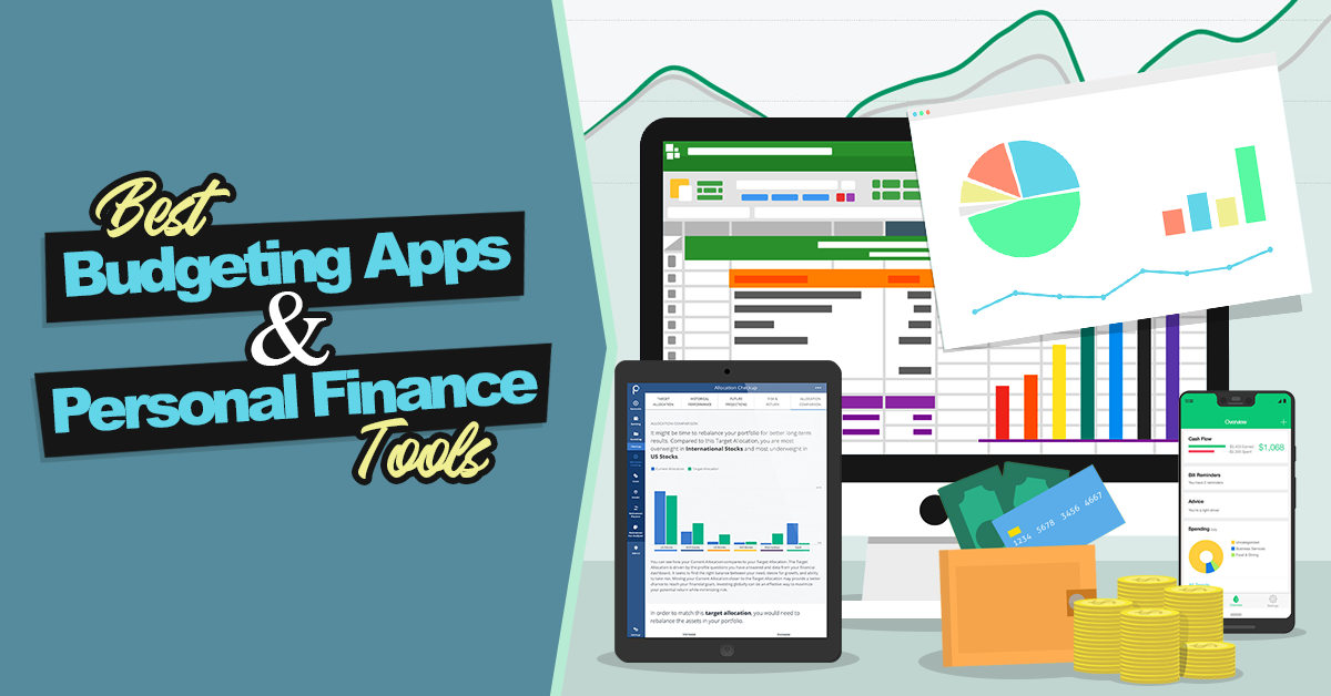best budgeting apps and personal finance tools