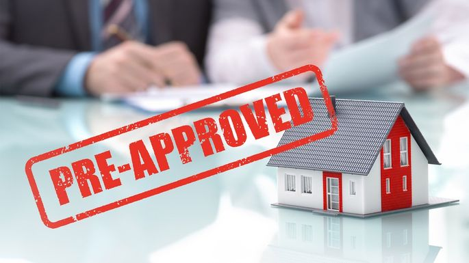 mortgage pre approved