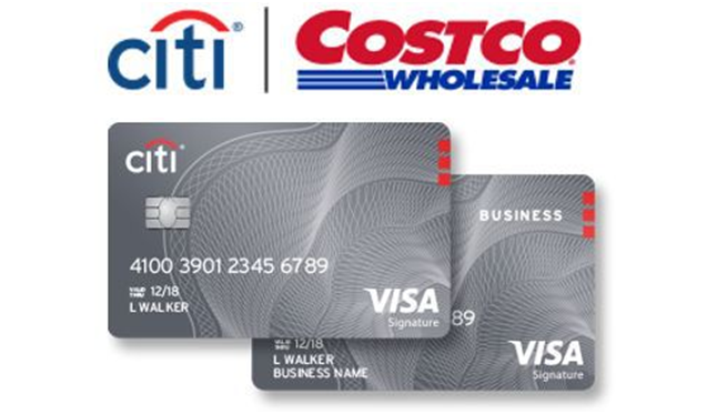 5. Costco Credit Card