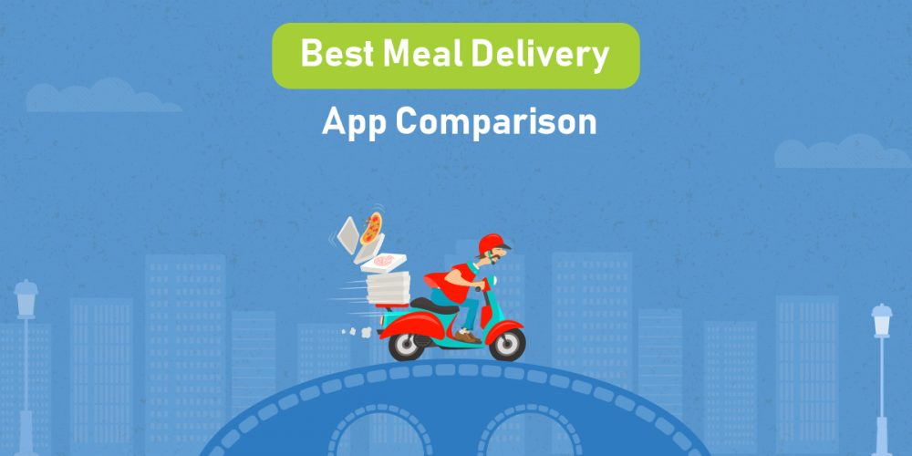 Best Meal Delivery App Comparison