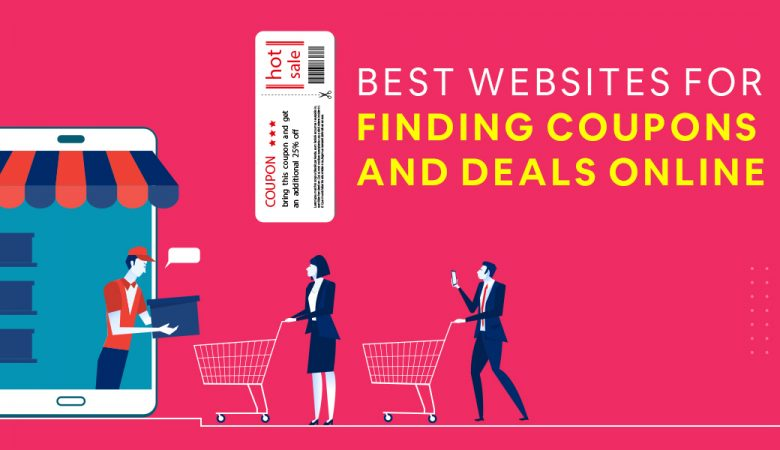 Best Websites for Finding Coupons and Deals Online