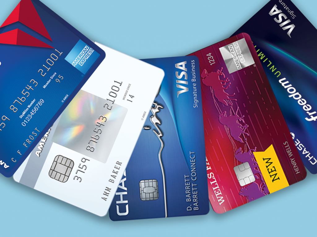 Open Credit Cards