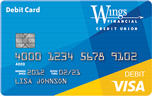 Wings Financial Credit Union cards