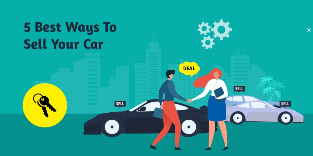 best ways to sell your car (in terms of ease, value)