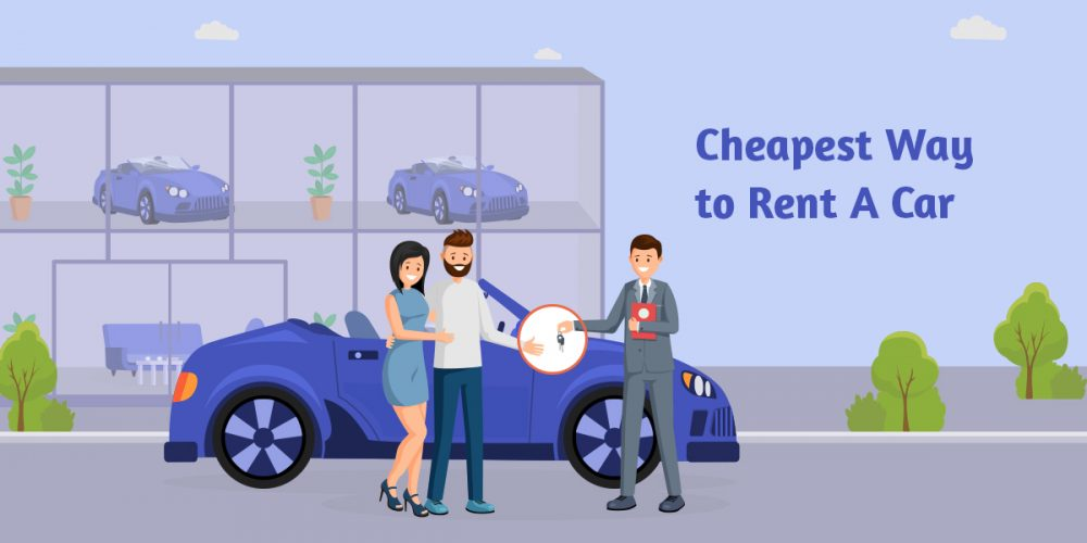 Cheapest Way To Rent A Car