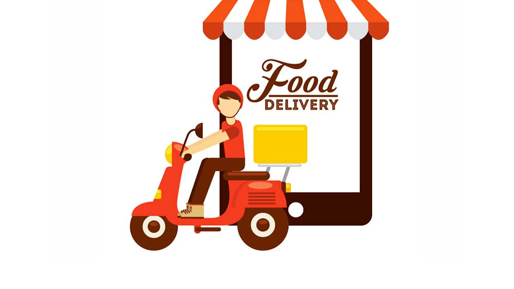 Food delivery option