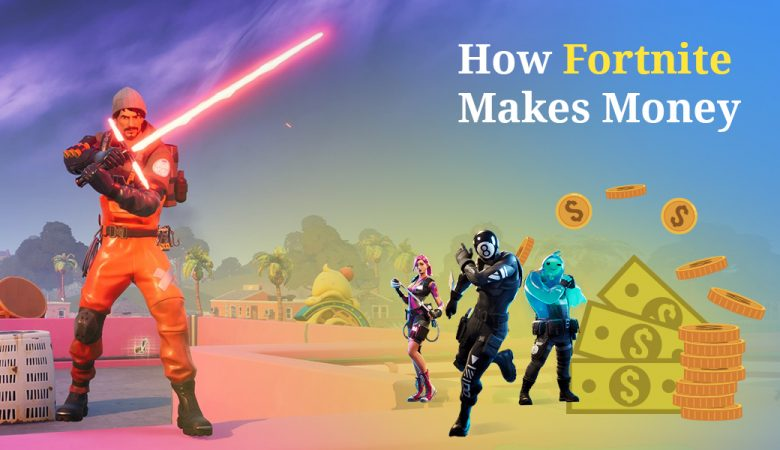 How Fortnite Makes Money
