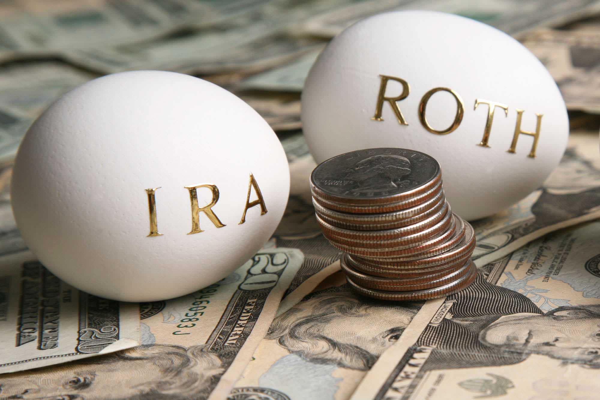 Use a Roth IRA to Avoid Federal Taxes