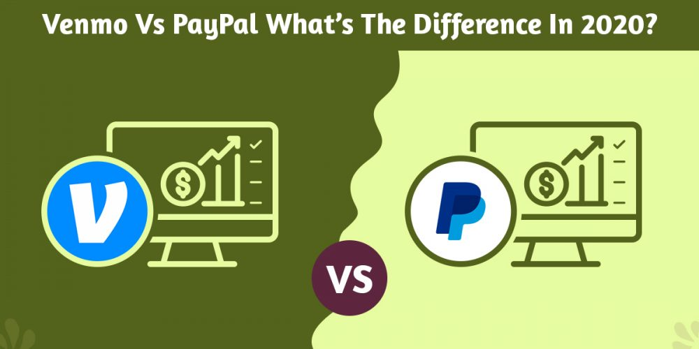 Venmo Vs PayPal What's The Difference