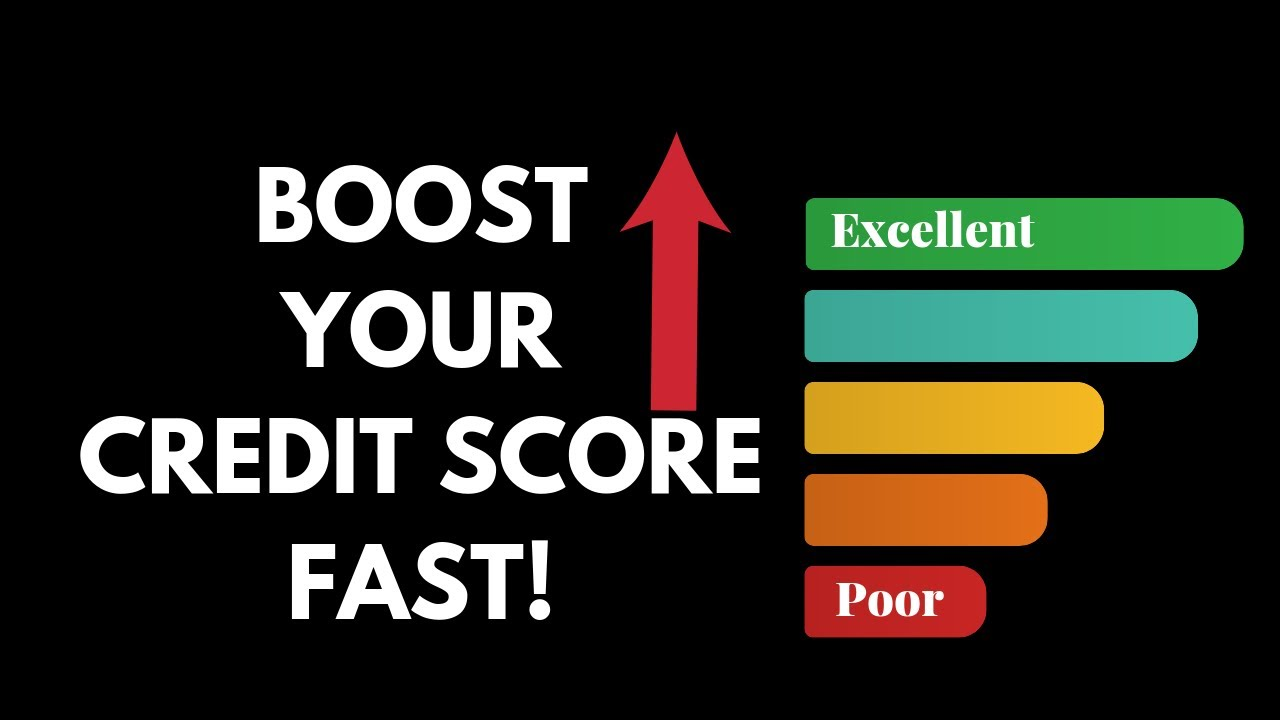 Boosting one's Credit Score