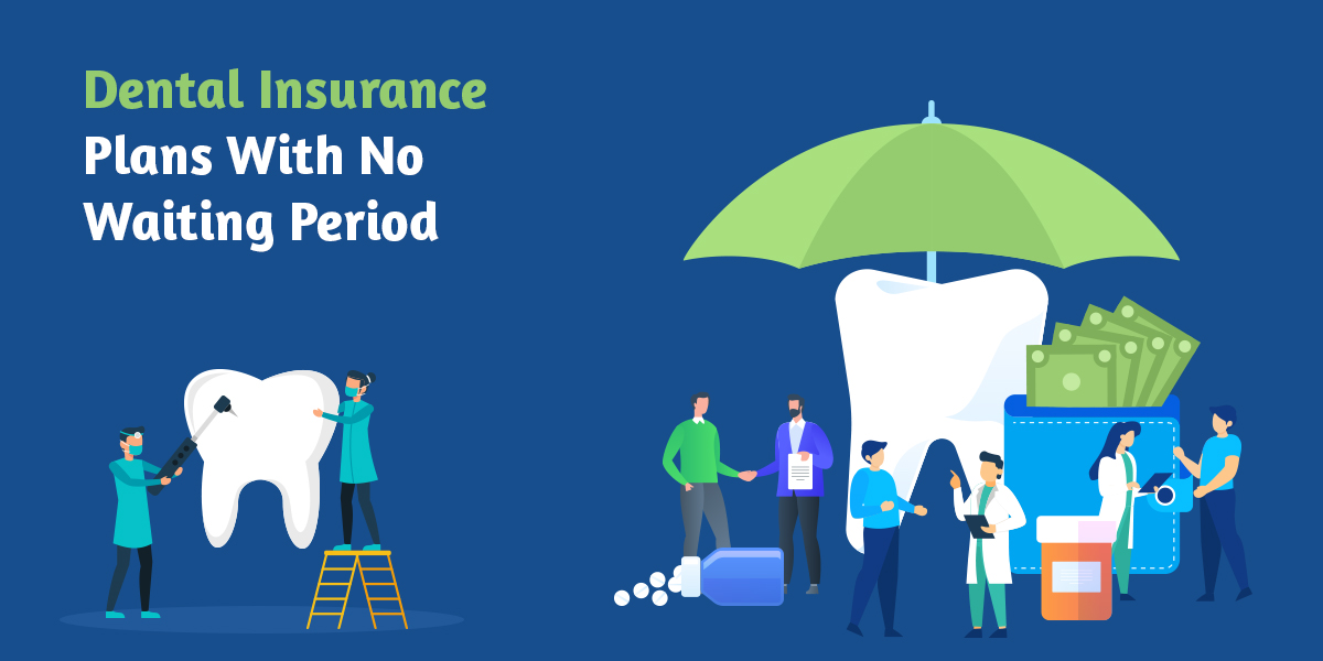 Top 6 Dental Insurance Plans With No Waiting Period