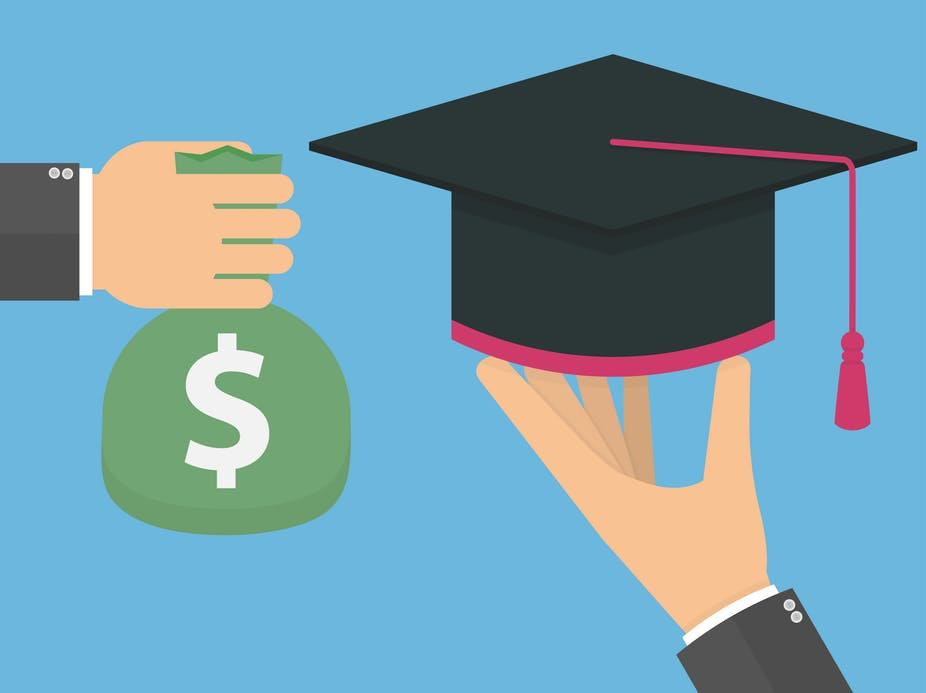 Higher Education and Ambitious career pursuits