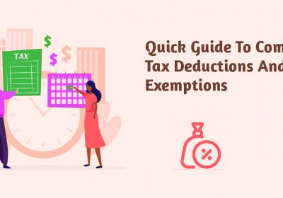 Quick Guide to Common Tax Deductions and Exemptions