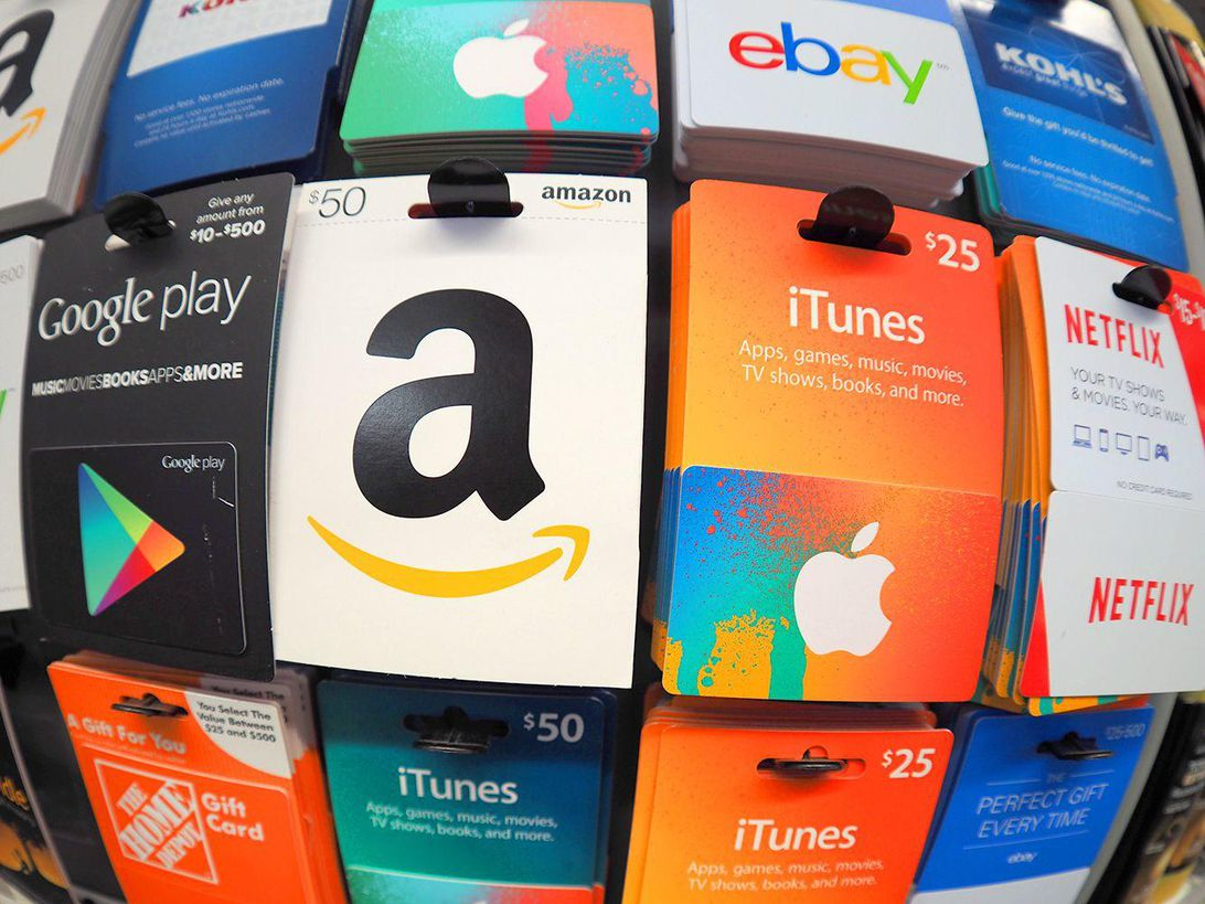 Avoid Card-Network Gift Cards